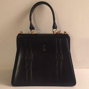 Roberta di Camerino vintage Leather Handbag Italy